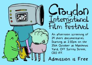 croydon flyer